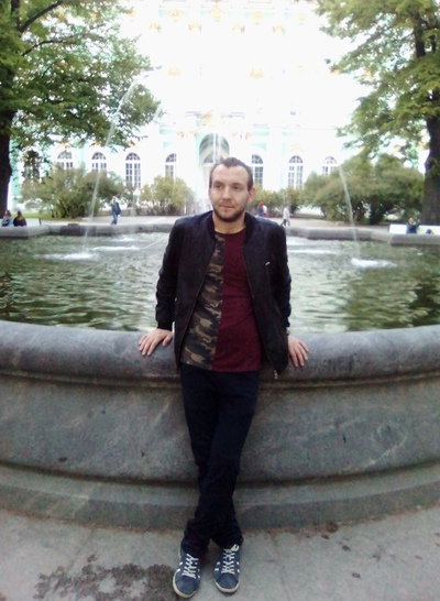 Святослав Федоранич, Санкт-Петербург