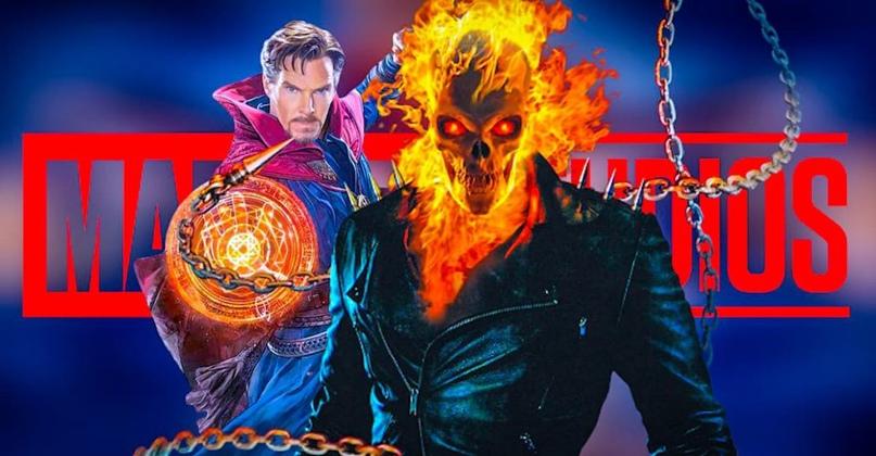 Marvel планирует вернуть Николаса Кейджа на роль Призрачного гонщика