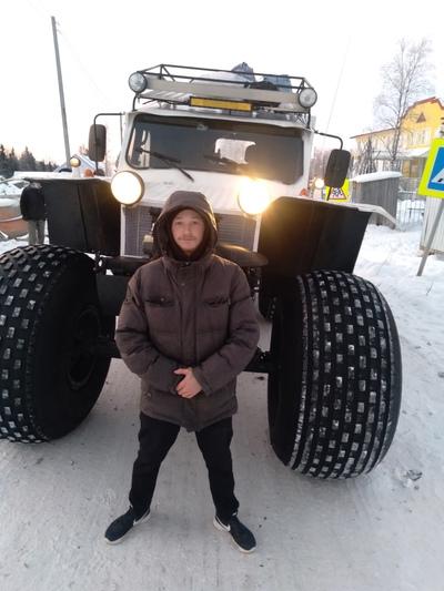 Владимир Баскаков, Орск