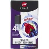 Картридж inHALE 1,8% Blue Raz