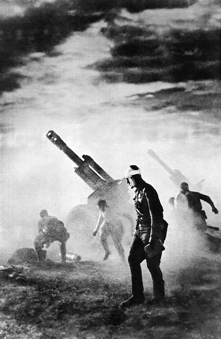 17 июля 1941 г. обер-лейтенант вермахта Хенсфальд делает в своем дневнике запись...