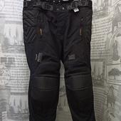 (О983)Мотоштаны текстиль JTS (Германия), разм 3XL