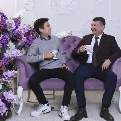 Saparbek Nazarbayev, Алматы