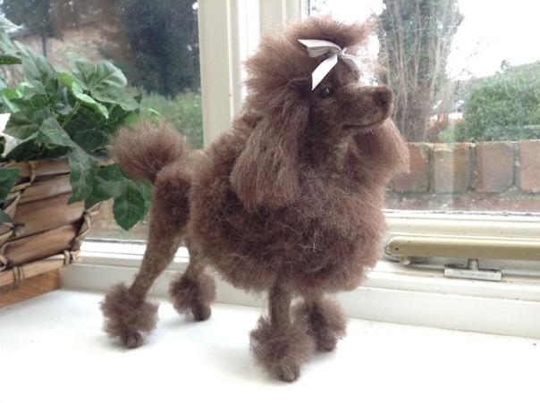 Почти как живые: собачки от Chicktin Creations