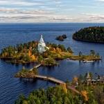 Остров Валаам + ладожские шхеры на катере