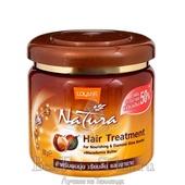 Маска для волос с маслом макадамии для питания и бриллиантового блеска сухих, истощенных и поврежден
