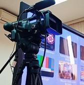 Трансляции лекций, тренингов, розыгрышей призов