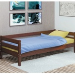 Кровать Глория 900х2000 (Орех)