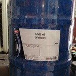 Бочка 210л, гидравлическое масло UNIL HVB 46, Бельгия