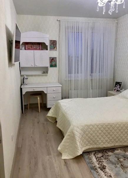 Легкий интерьер светлой квартиры