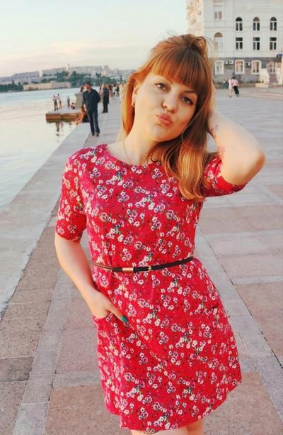 Оксана Куликова, Москва