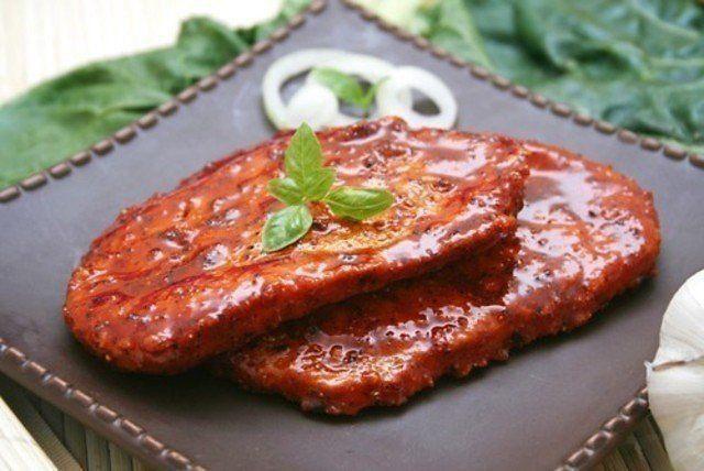 7 маринадов для запекания мяса в духовке.