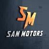 SAN Motors квадроциклы, мотоциклы, лодки в Перми