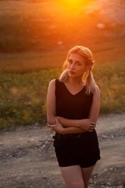 Эвелина Александрова, Москва