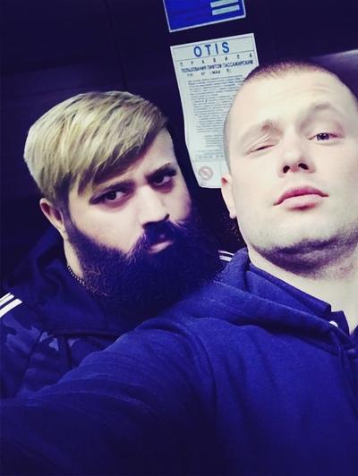 Володя Русов, Ижевск