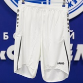 Игровые шорты сезона 2021/22 (белые)