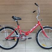 """Велосипед STELS Pilot 710 24"""" Красный"""
