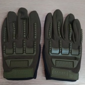 Перчатки OutDoor, не ношенные, размер L.
