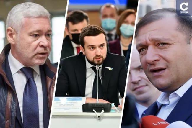Даже у Зеленского не готовы поддержать фрика-Добкина. А может, он технический кандидат Терехова…? 🤔