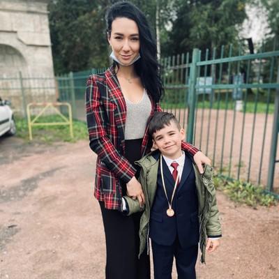 Василина Минина, Санкт-Петербург