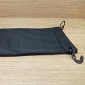 Чехол (мешок, сумка) для очков. Черный