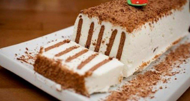 Вот это класс! Бюджетный тортик за 20 мин. И никакой выпечки!