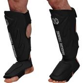 Защита ног Hardcore Training Scorpio Black
