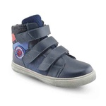 Кроссовки 31057-01 темно-синий с красным