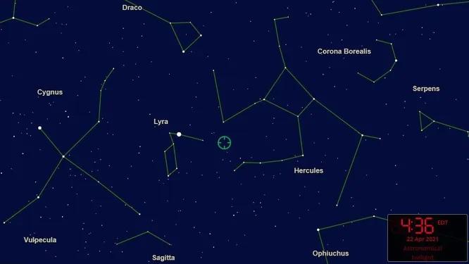 Метеорный поток Лириды — с 16 по 30 апреля: советы по наблюдению