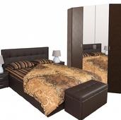 Спальня МОДЕНА шоколад
