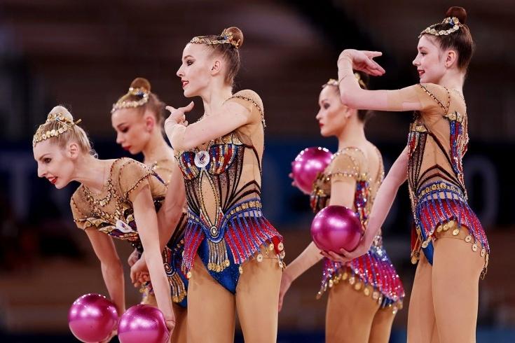 Болгарская коллега Винер уверена, что её гимнастки были...
