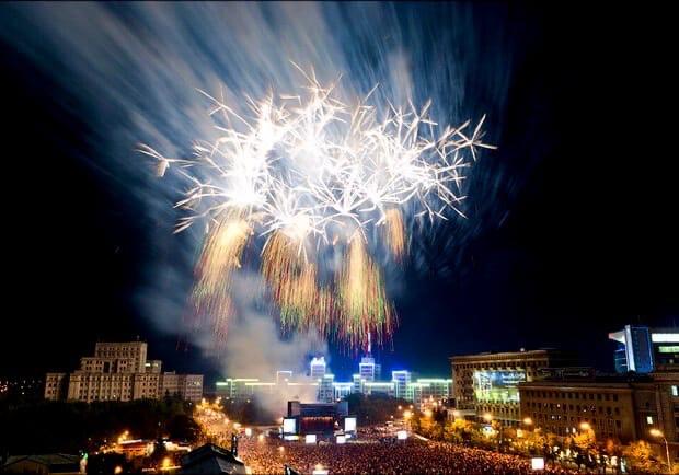 🥳Куда сходить в Харькове на День города: программа мероприятий