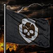 Флаг Бандитов диз.№1