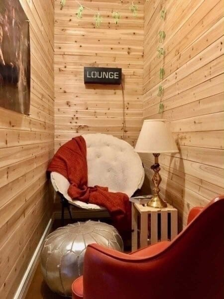 Секретная комната,о которой мечтал каждый ребёнок в детстве.