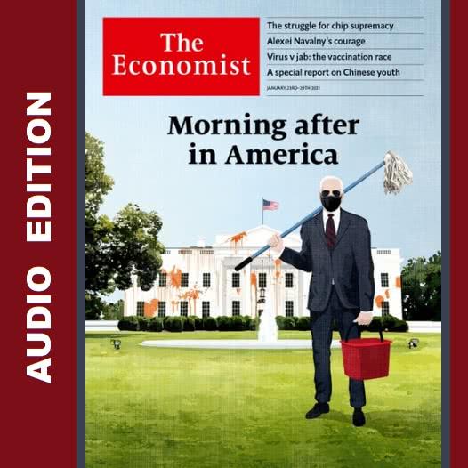 The Economist USA – 23-29 January 2021