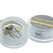 Fused Clapton ?=0.06 Om 3mm