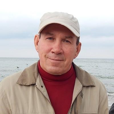Валерий Цымбалюк, Калининград