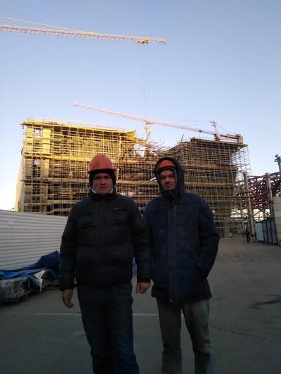 Олег Минаев, Москва