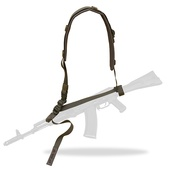 Оружейный ремень ДОЛГ м3 - Универсал