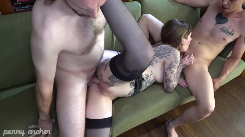 First Time Double Porno