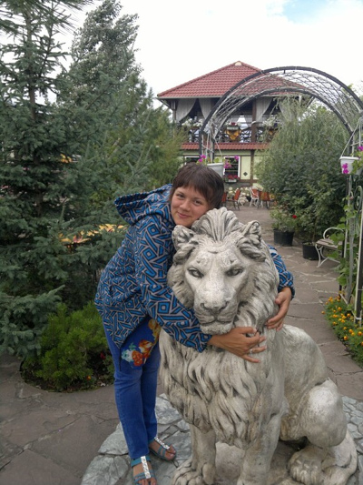 Екатерина Воронова