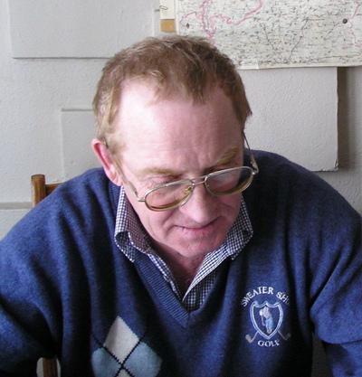 Борис Ерофеев, Пинск