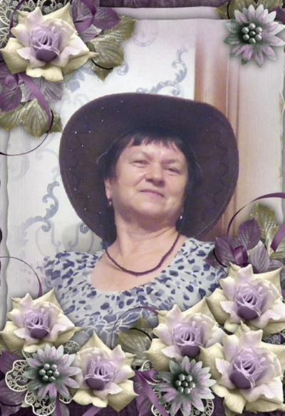 Людмила Смольникова
