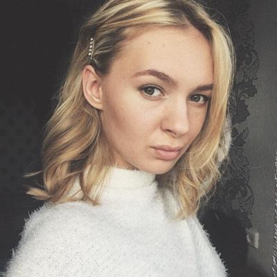 Оля Трофимова
