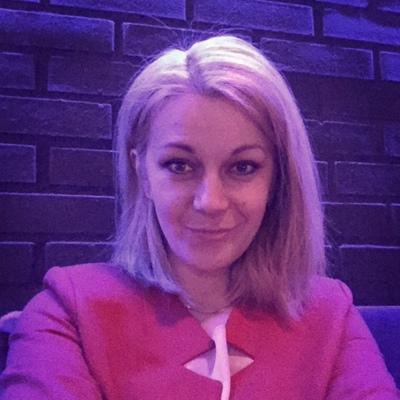 Ольга Люцканова, Санкт-Петербург