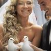 Свадебные голуби на свадьбу | Екатеринбург