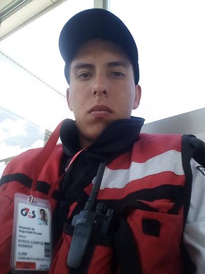 Byron Monroy Ruiz, Tianguistenco