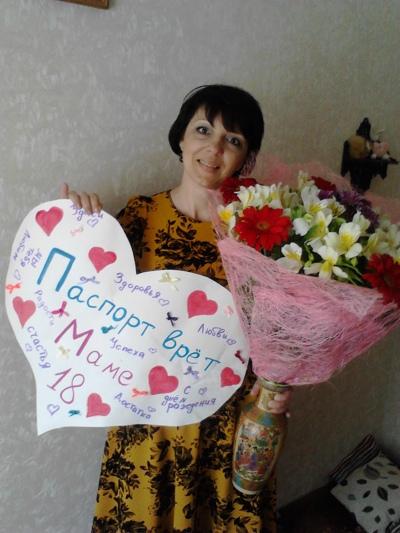 Елена Троневская