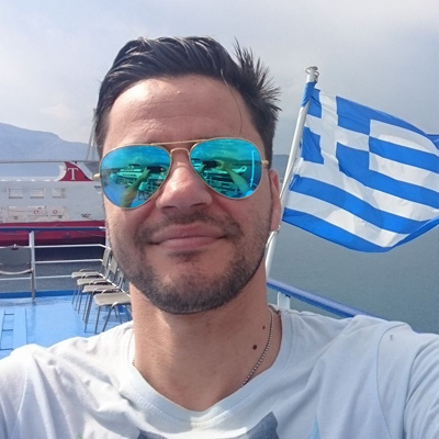 Mario Arapogiannis, Patras