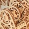 DUE TOYS   Оживающие деревянные конструкторы DIY